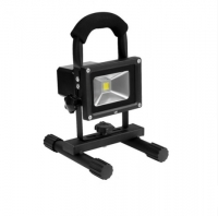 LED прожектор аккумуляторный 10 W