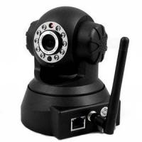 WiFi IP камера видеонаблюдения - Черная